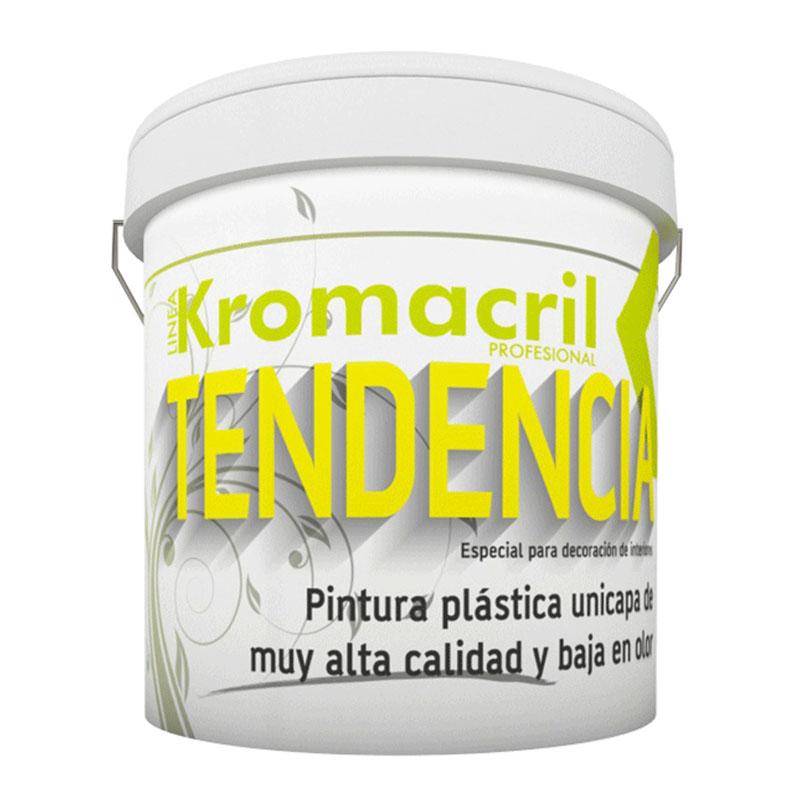 Pintura plástica monocapa mate interior