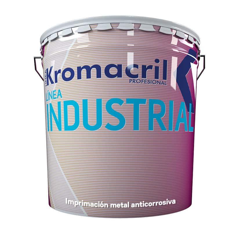 Imprimación metal anticorrosiva
