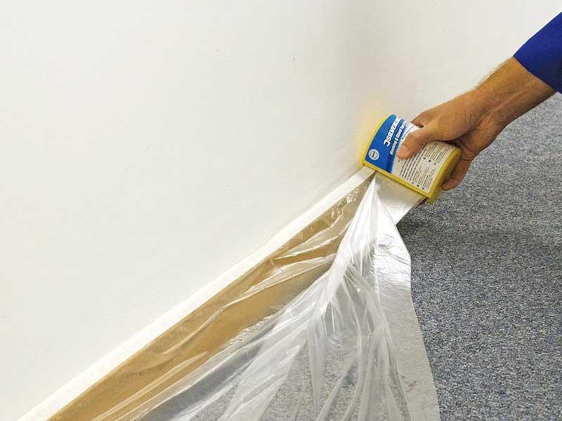 Protección pintura