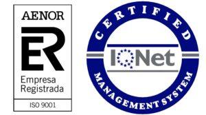 calidad pintura certificaciones
