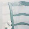 Cera blanca acabado empolvado para madera