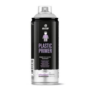 Imprimación para plásticos en spray